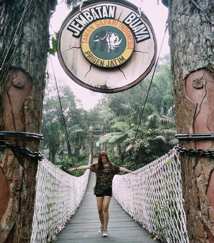 Jembatan Taman Safari Prigen