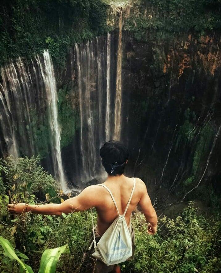 Kesegaran serpihan surga Air Terjun Tumpak Sewu, Lumajang 5