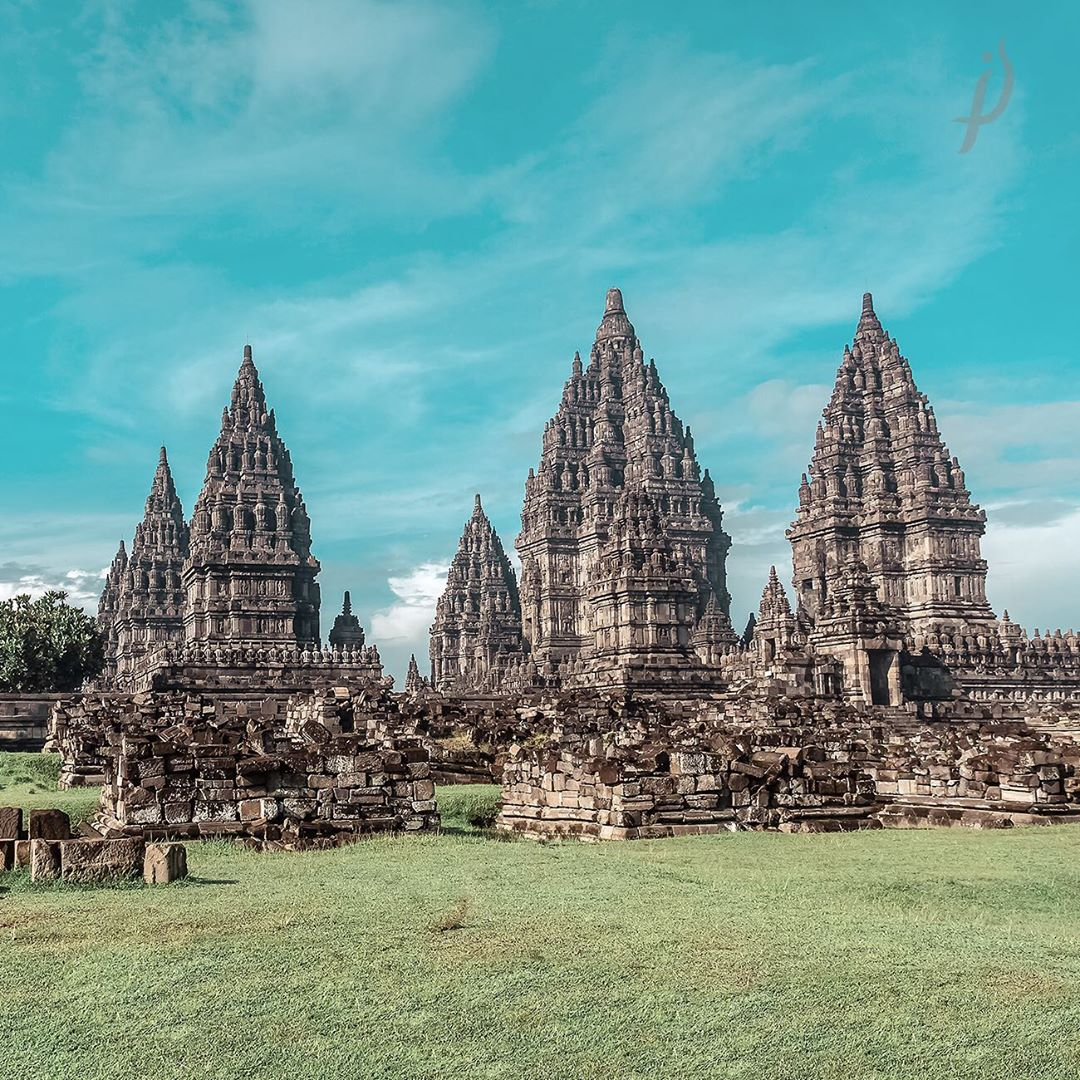 Menikmati Kemegahan Candi Hindu Candi Prambanan Dari Dekat 3
