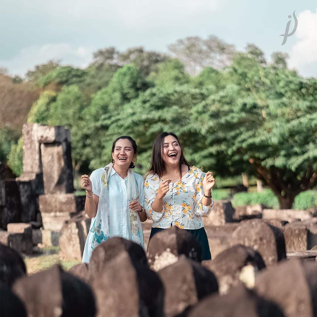 Menikmati Kemegahan Candi Hindu Candi Prambanan Dari Dekat 7