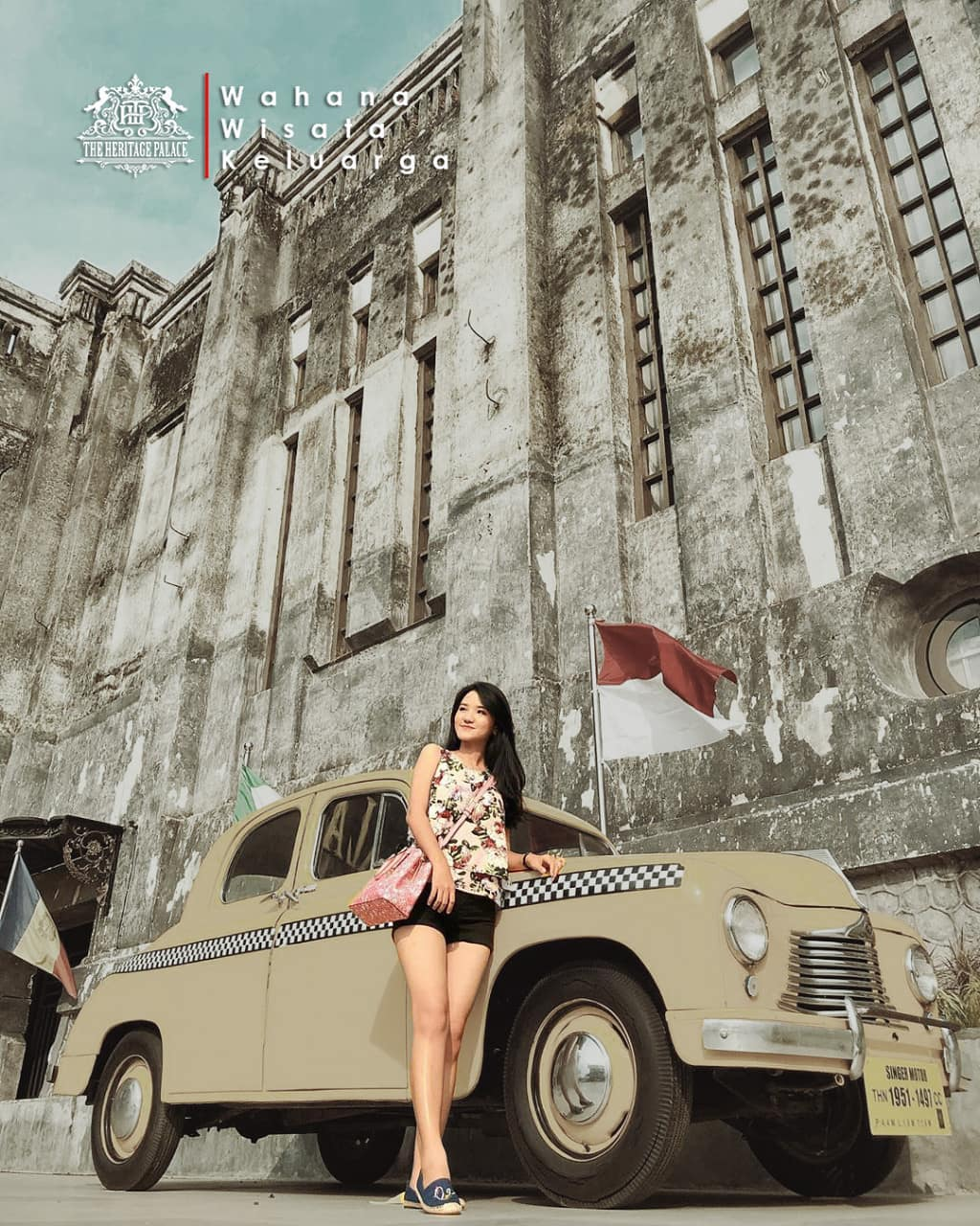 Pose Heritage Palace Solo