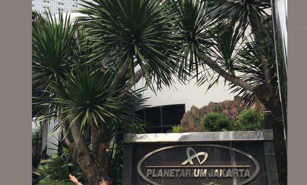 Belajar Menjadi Astraunot Kecil Di Planetarium Jakarta 2