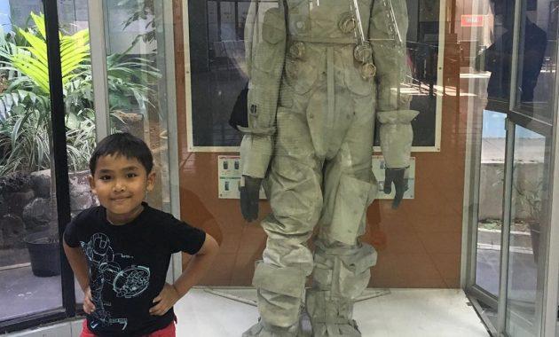 Belajar Menjadi Astraunot Kecil Di Planetarium Jakarta 1