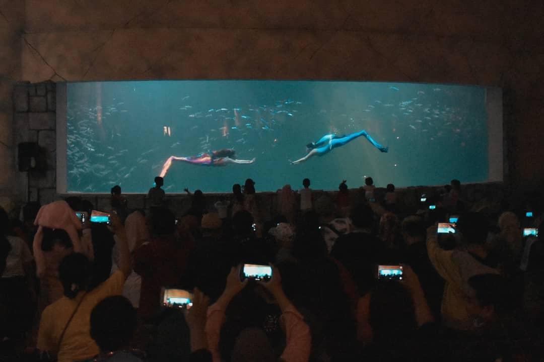 harga tiket ocean-dream