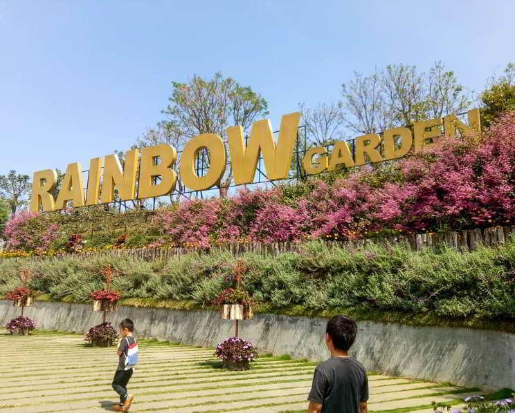lokasi-rainbow-garden-lembang-bandung