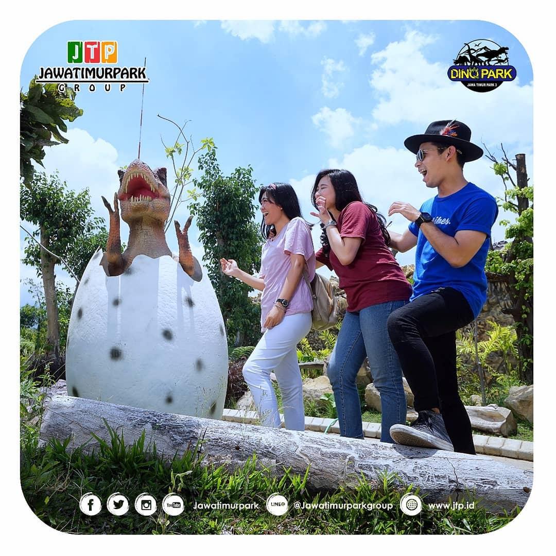 Jatim Park 3 Telur