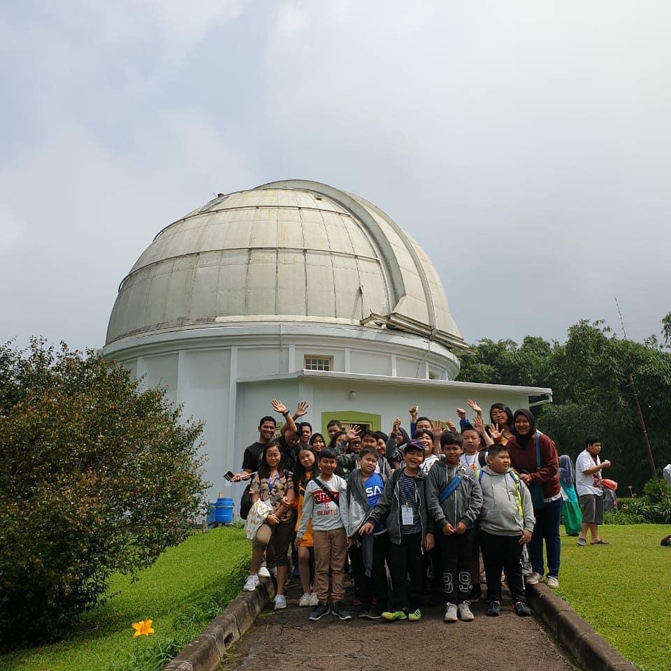 rame observatorium bosscha