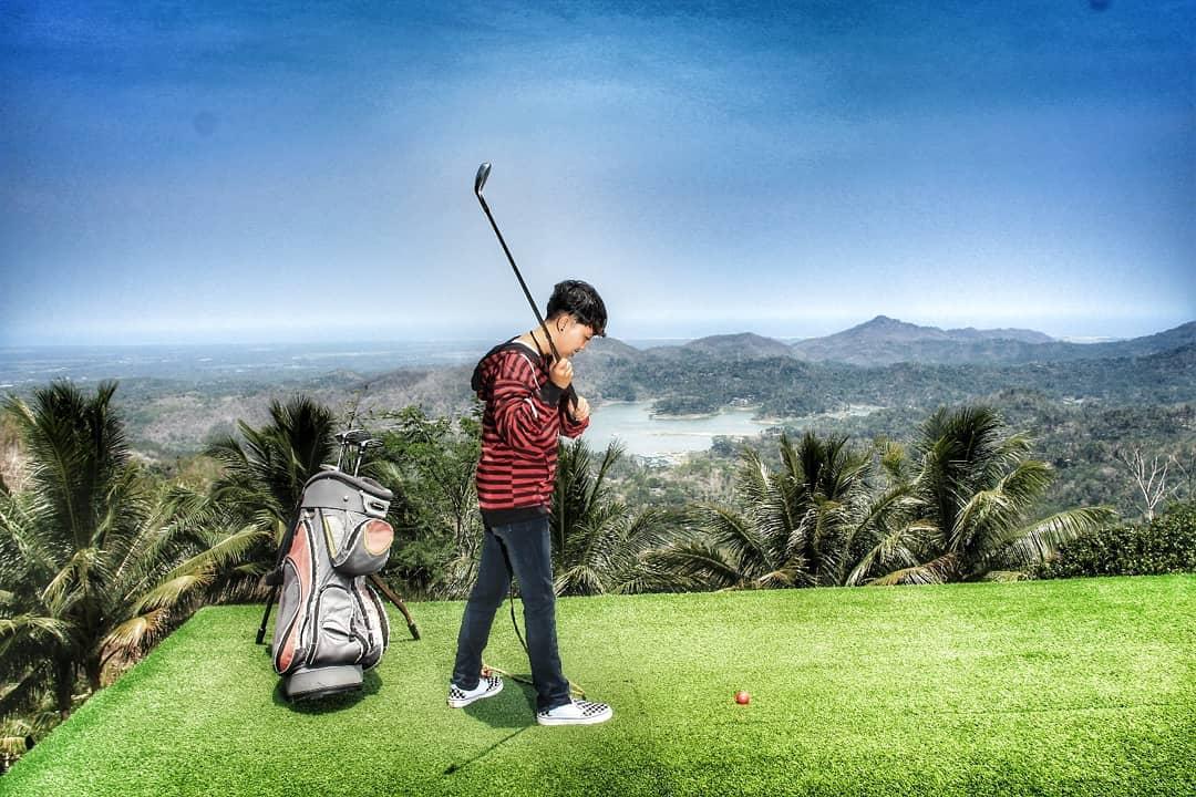 Pule Payung Spot Golf