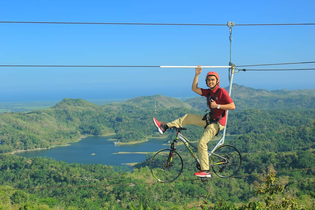 Pule Payung Spot Sky Bike