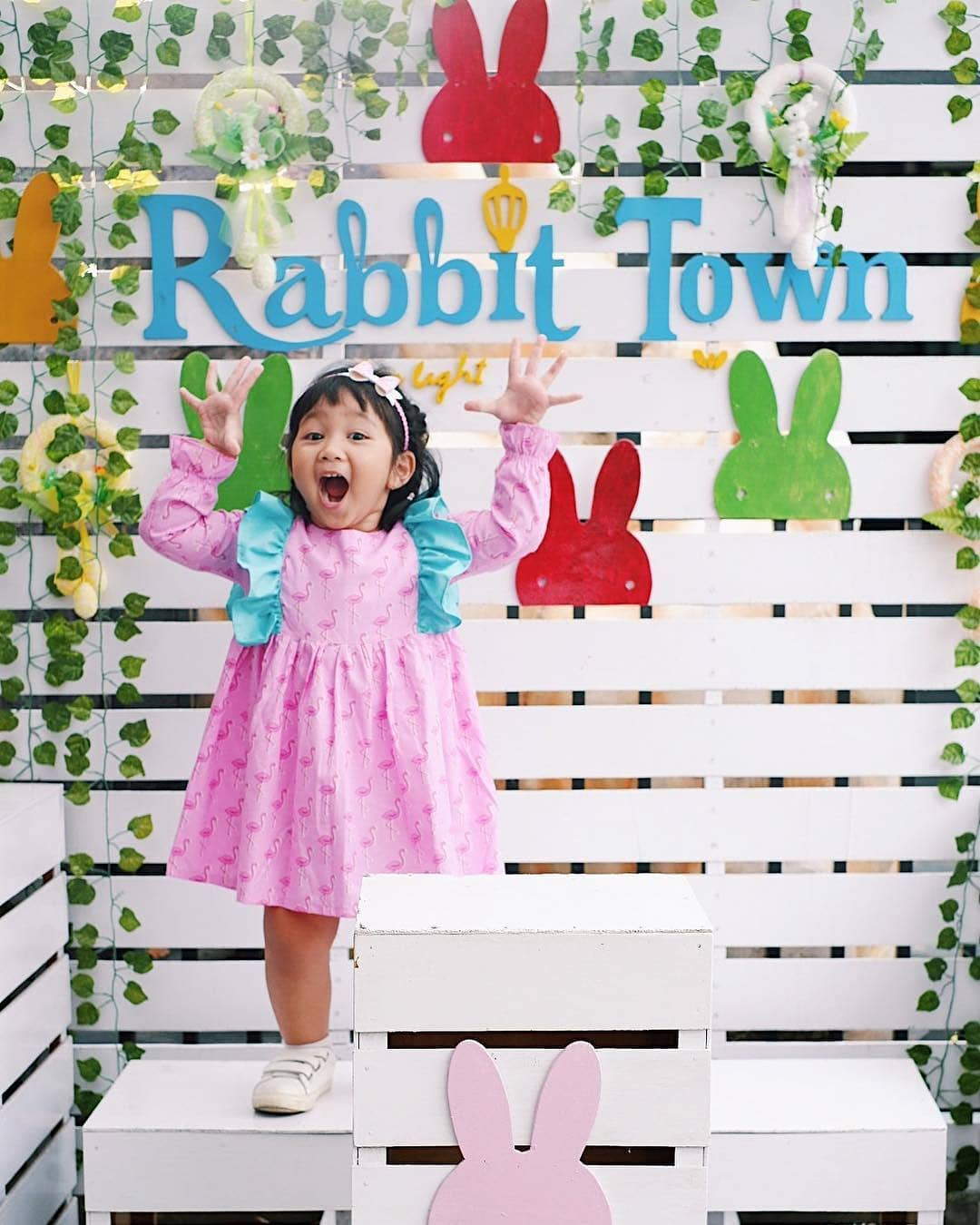 Rabbit Town Spot Foto