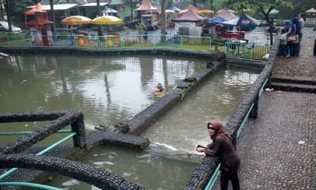 Danau Buatan SKI Bogor