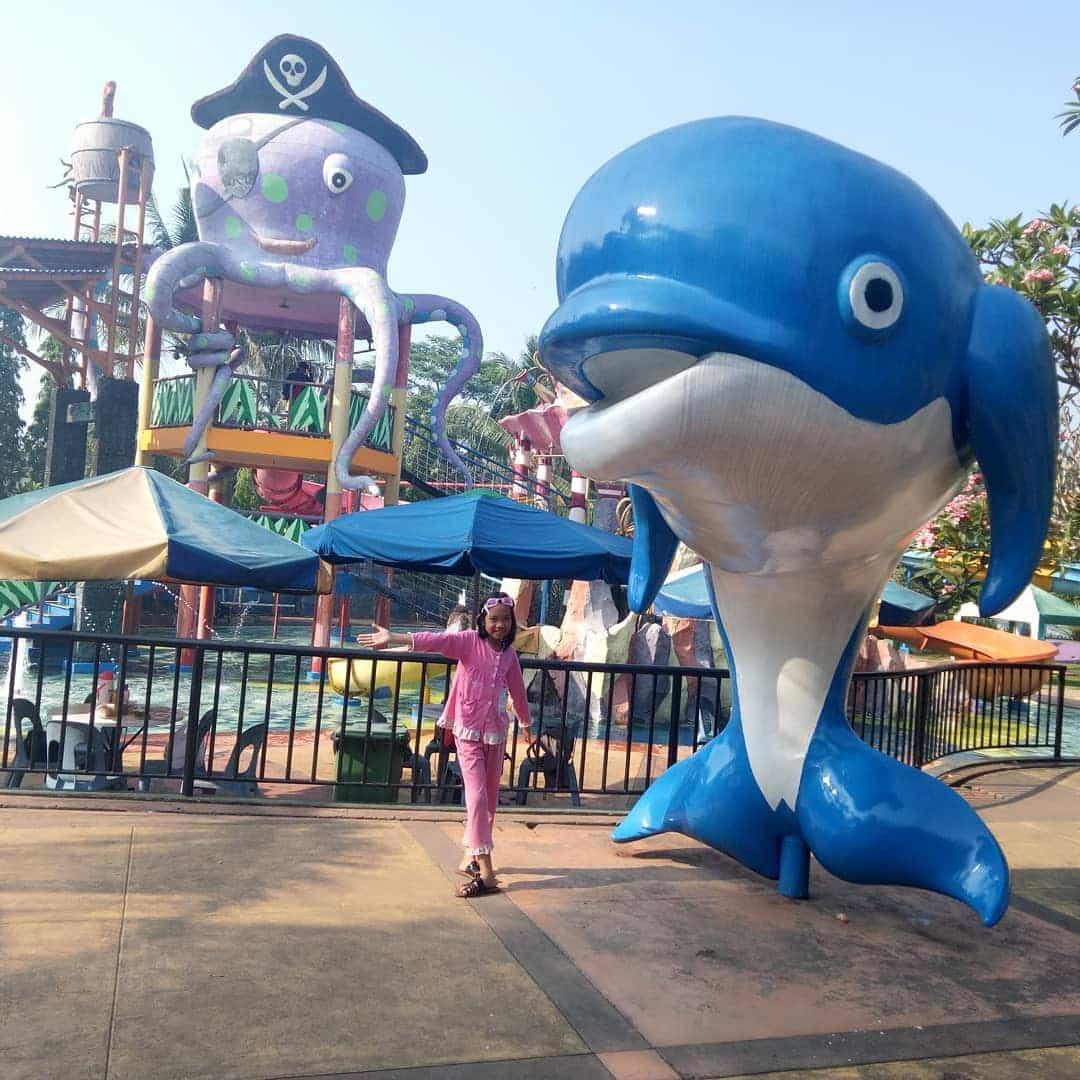 Ikon Citra Indah Waterpark