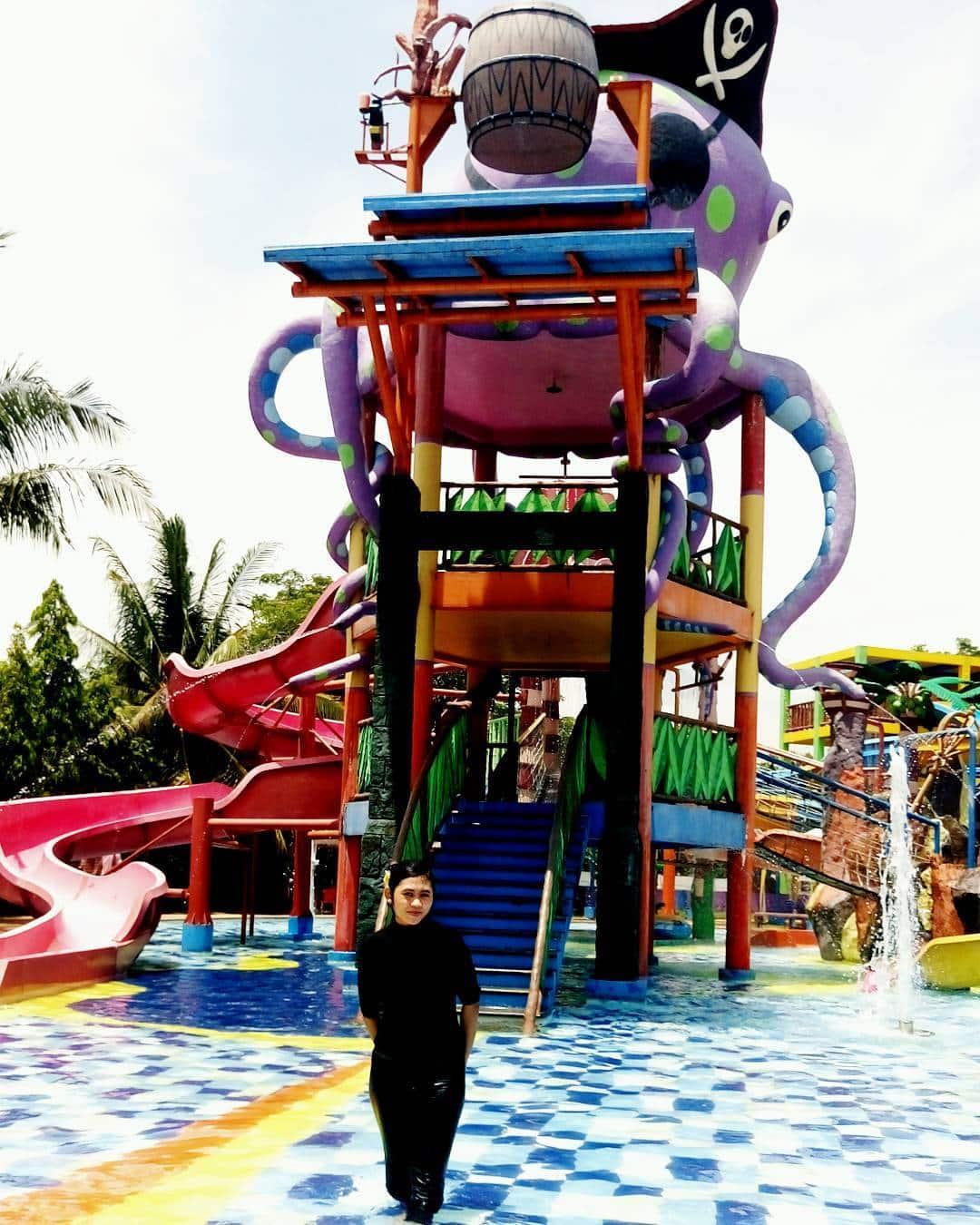 Spot Ember Tumpah Citra Indah Waterpark