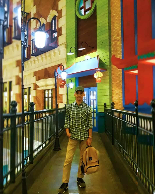 Spot Foto di dalalm Mall