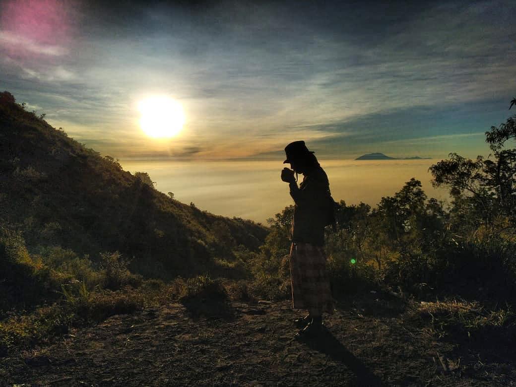 Mendaki Salah Satu Gunung Kembar Yogyakarta Gunung Merbabu 4
