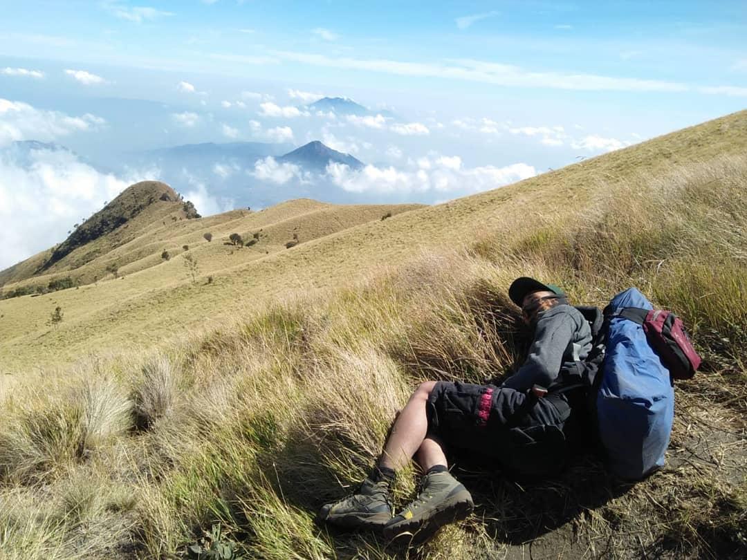 Mendaki Salah Satu Gunung Kembar Yogyakarta Gunung Merbabu 3