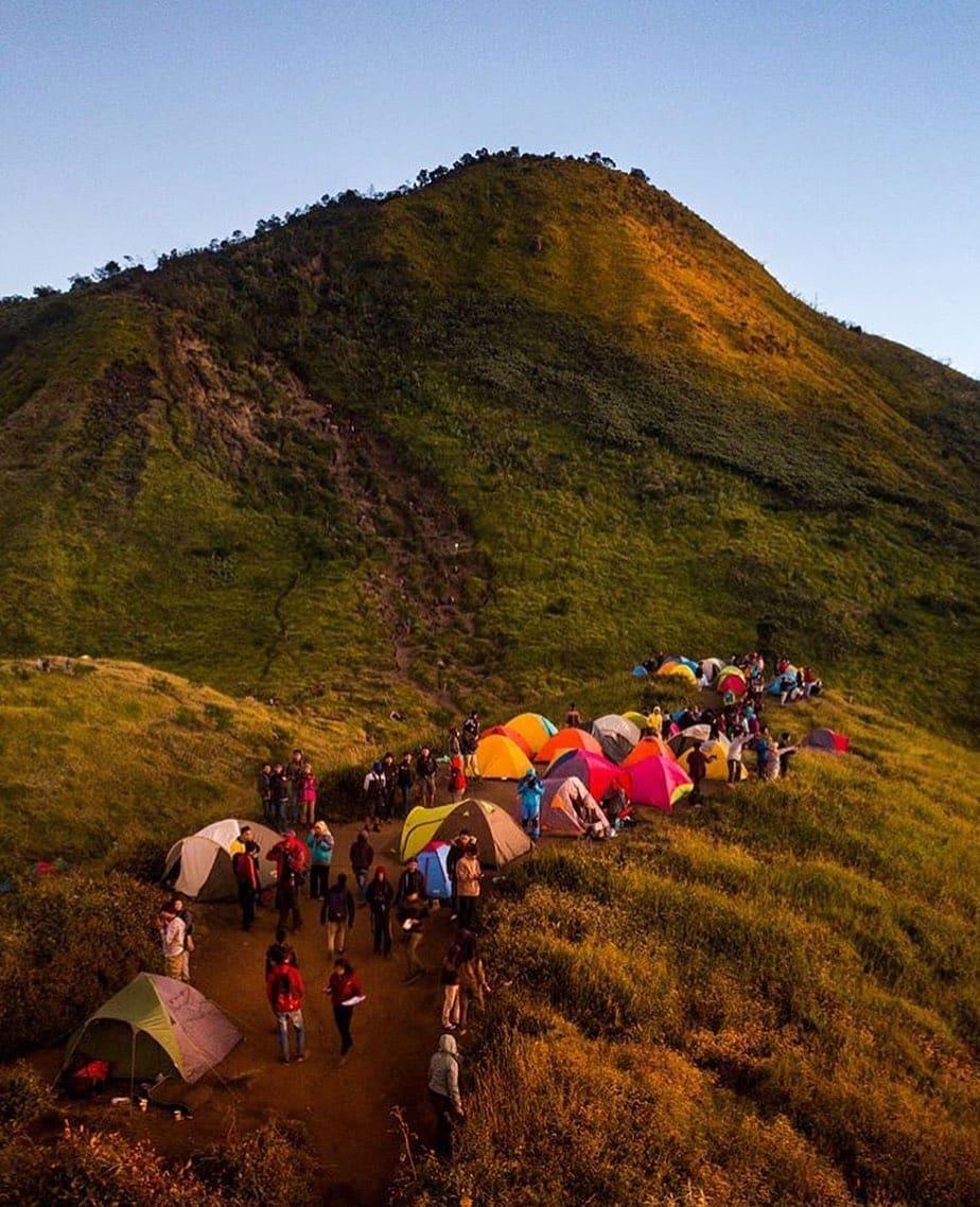 Mendaki Salah Satu Gunung Kembar Yogyakarta Gunung Merbabu 7