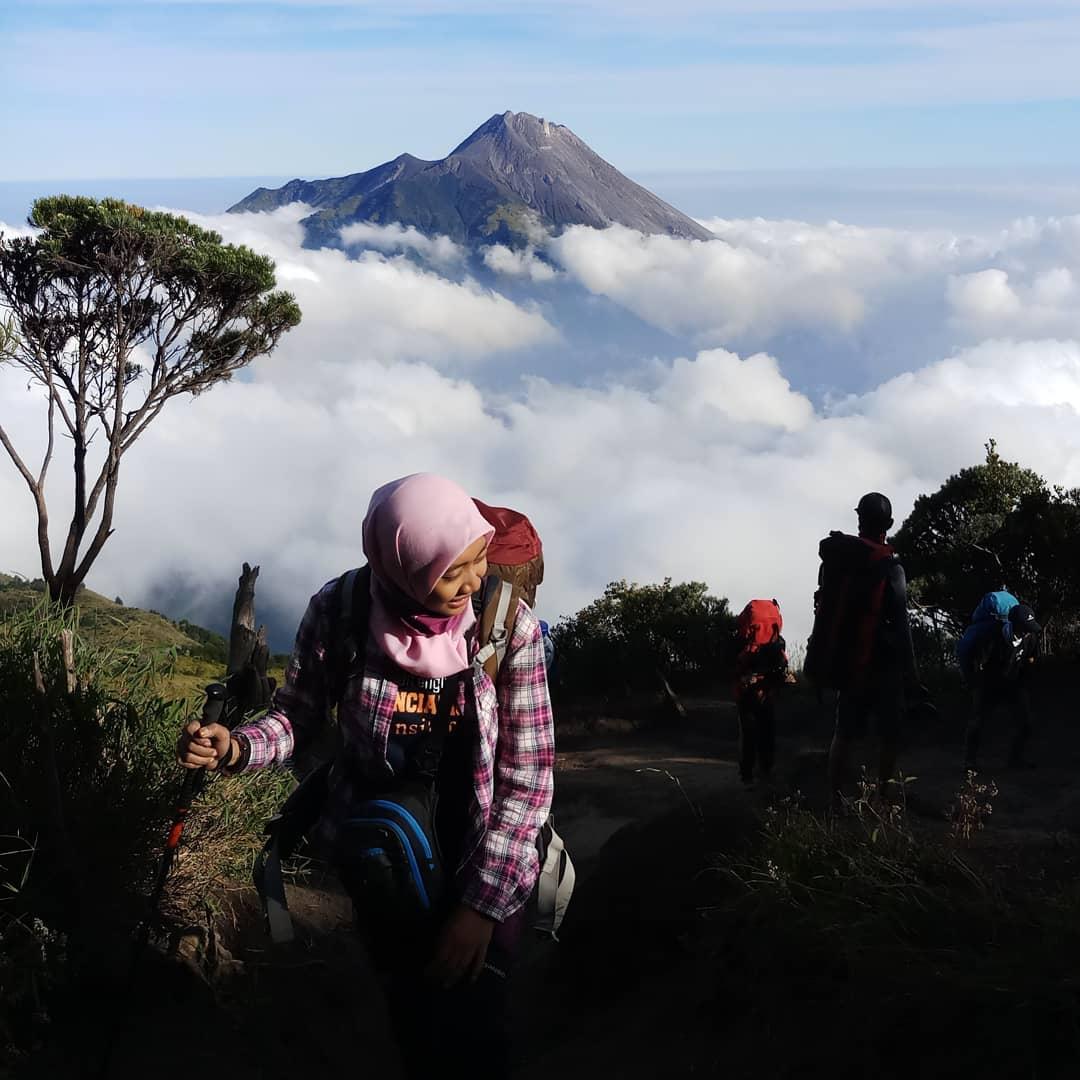 Mendaki Salah Satu Gunung Kembar Yogyakarta Gunung Merbabu 8