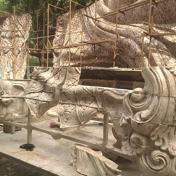 Patung Termegah Di Indonesia Garuda Wisnu Kencana (GWK) we 7