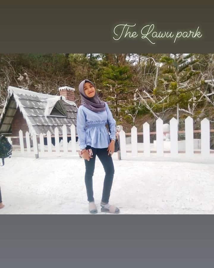Rumah Salju The Lawu Park
