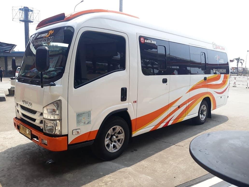 Elf Travel Bandung Jogja