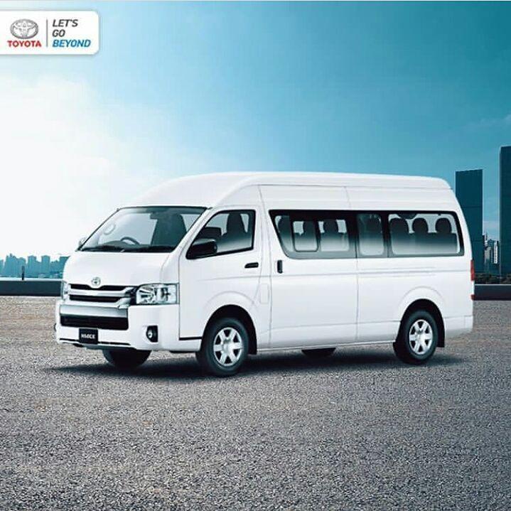 Toyota Hiace Travel Bali Malang