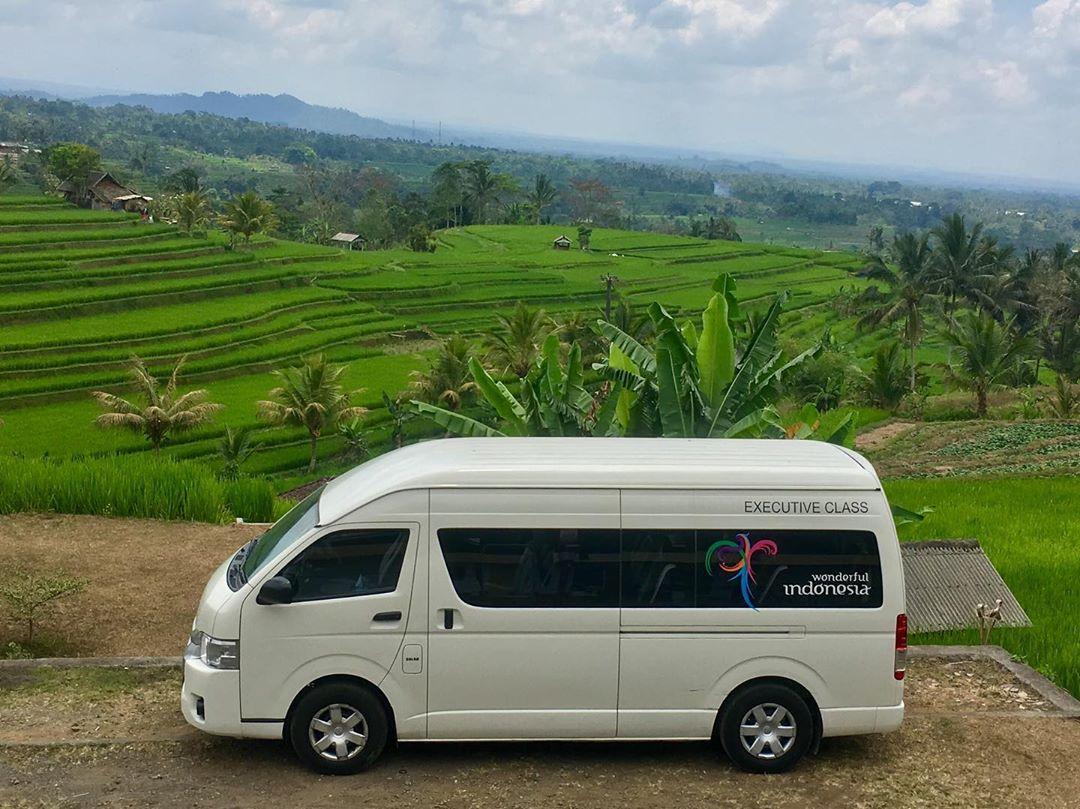 Toyota Hiace Travel Jakarta Bandung