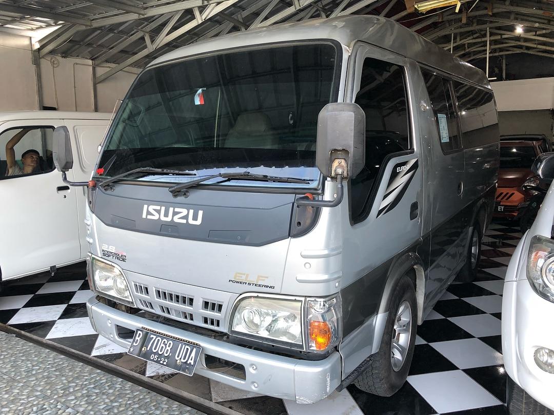 Isuzu Elf Travel Jakarta Cirebon