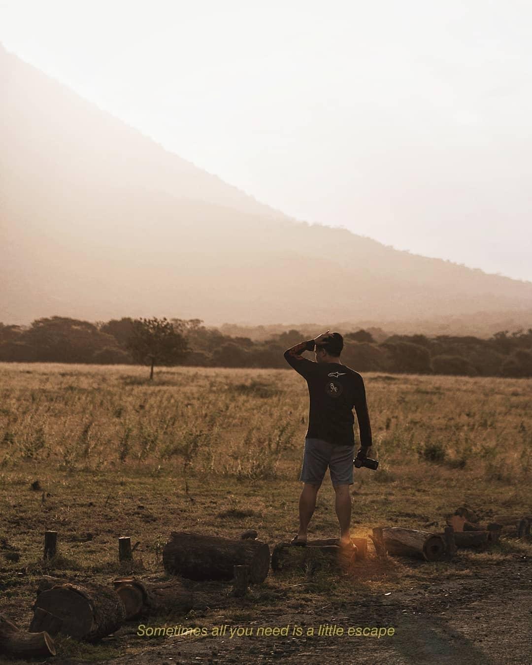 Menjelajah Little Africa in Java Di Taman Nasional Baluran 1