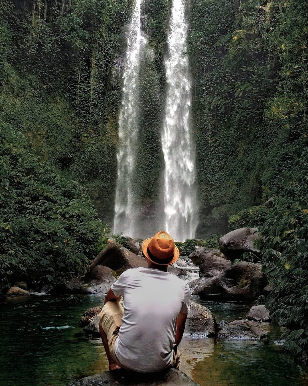 Tiu Teja Waterfall
