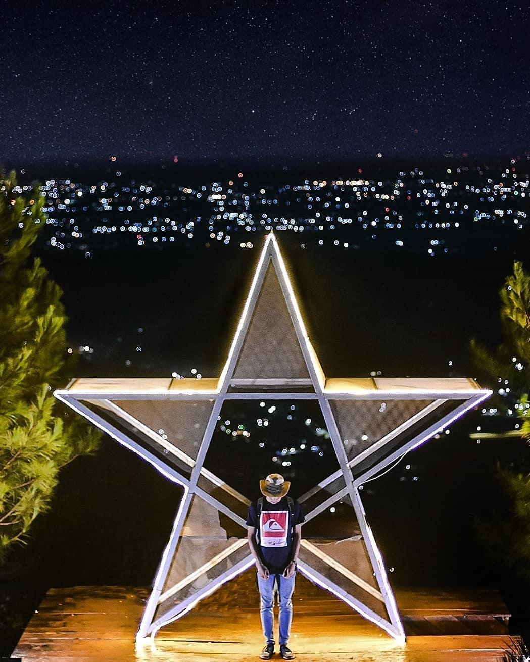 Bukit Lintang Sewu Bukit Bertabur Bintang Di Langit Imogiri 1