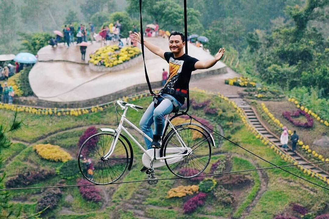 Sky Bike Bukit Bulu