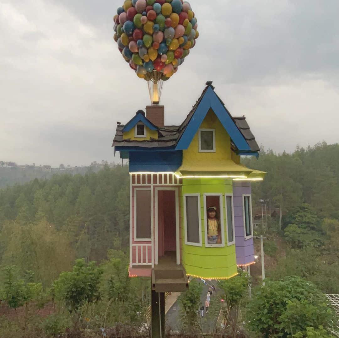 Rumah Up Dago Dream Park