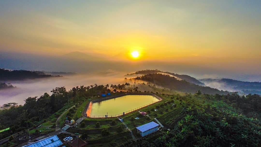 View Embung Banjaroya