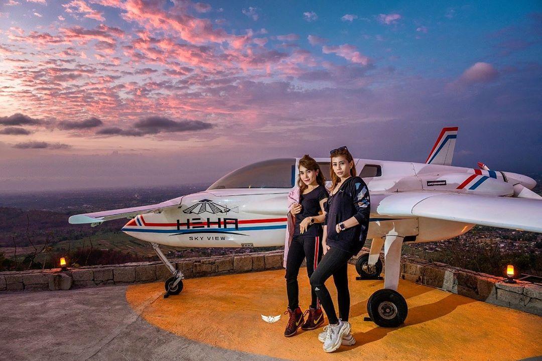 HEHA Sky View Jogja Resto Dengan Pemandangan Spektakuler 4