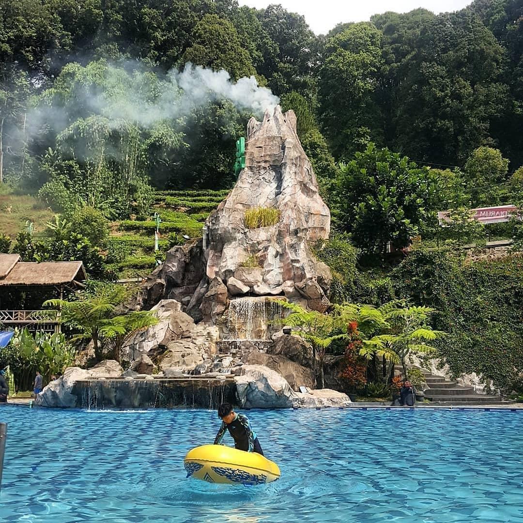Spot Kolam Renang Ciwidey Valley