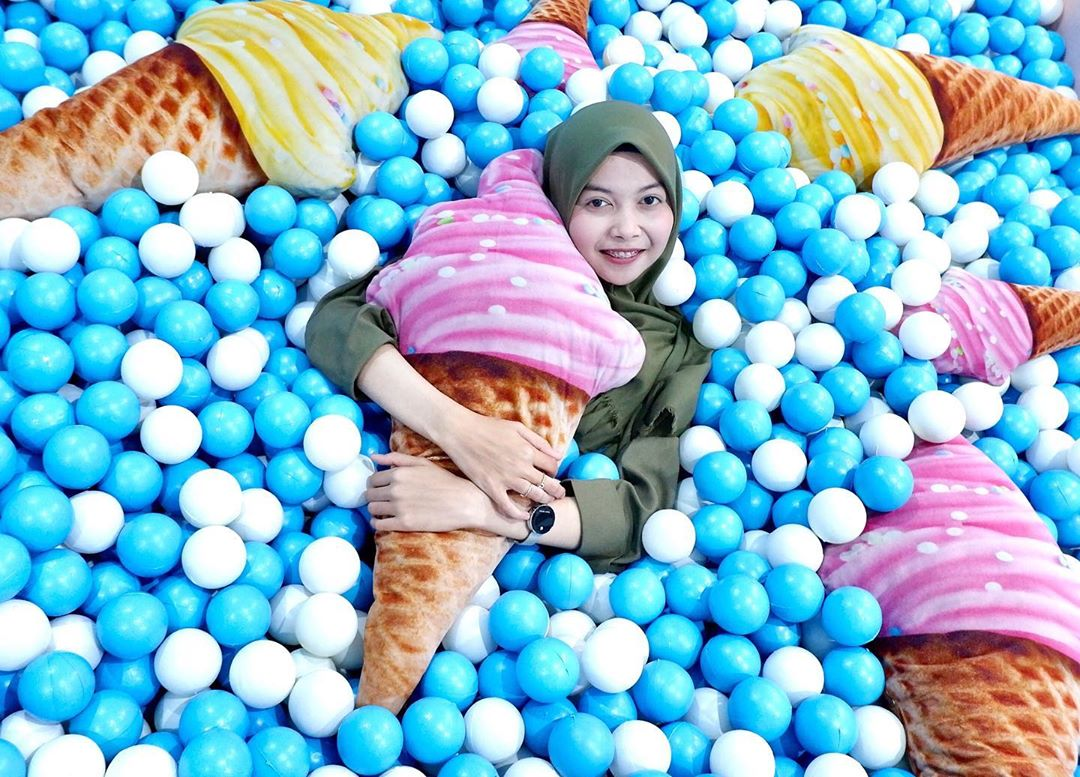 Ice Cream World Jogja
