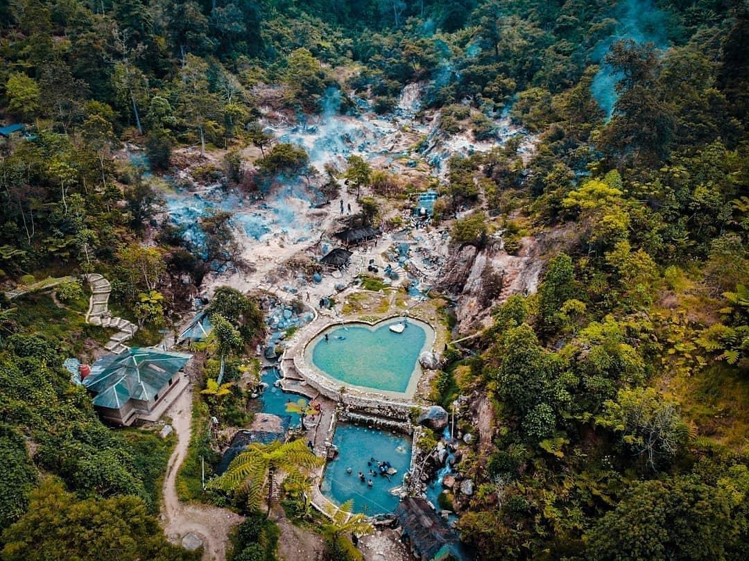 Kawah Rengganis Resort