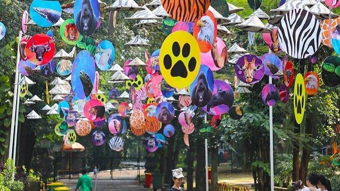 Spot Foto Ragunan Zoo