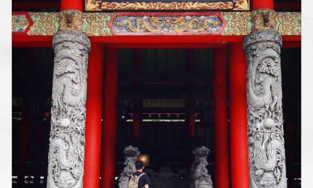 Peraduaan Dua Budaya Melalui Klenteng Sam Po Kong Semarang 8
