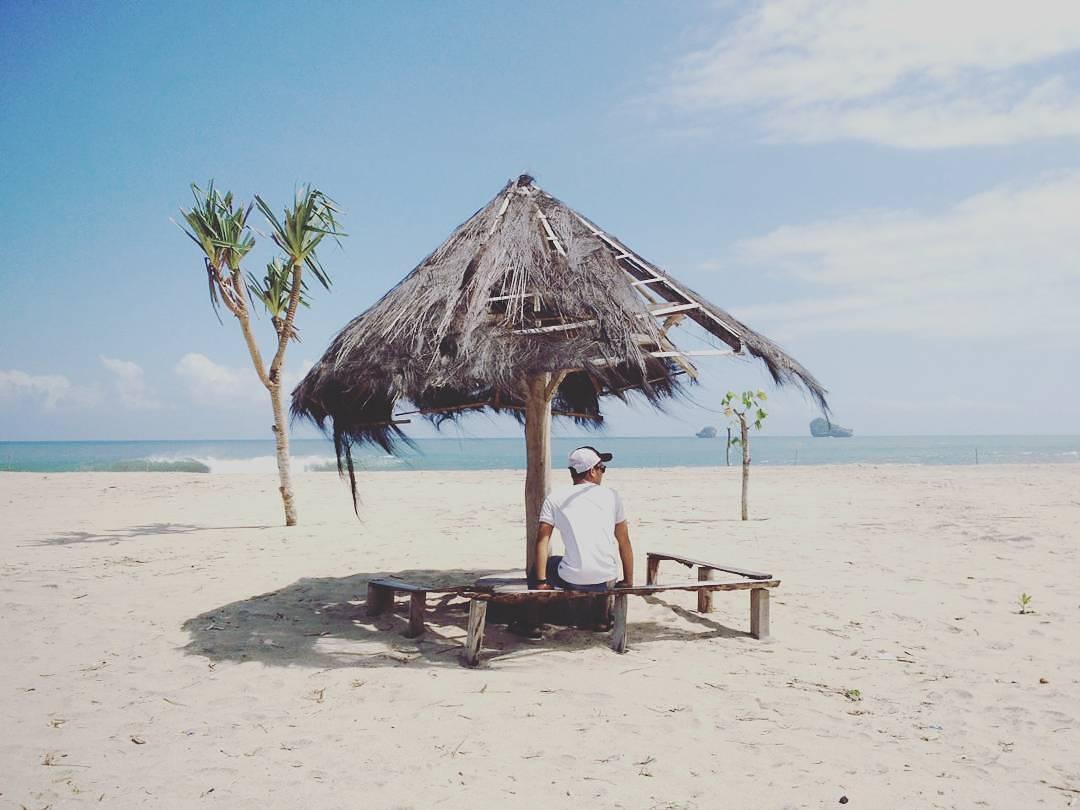 Pasir Pantai Bajul Mati