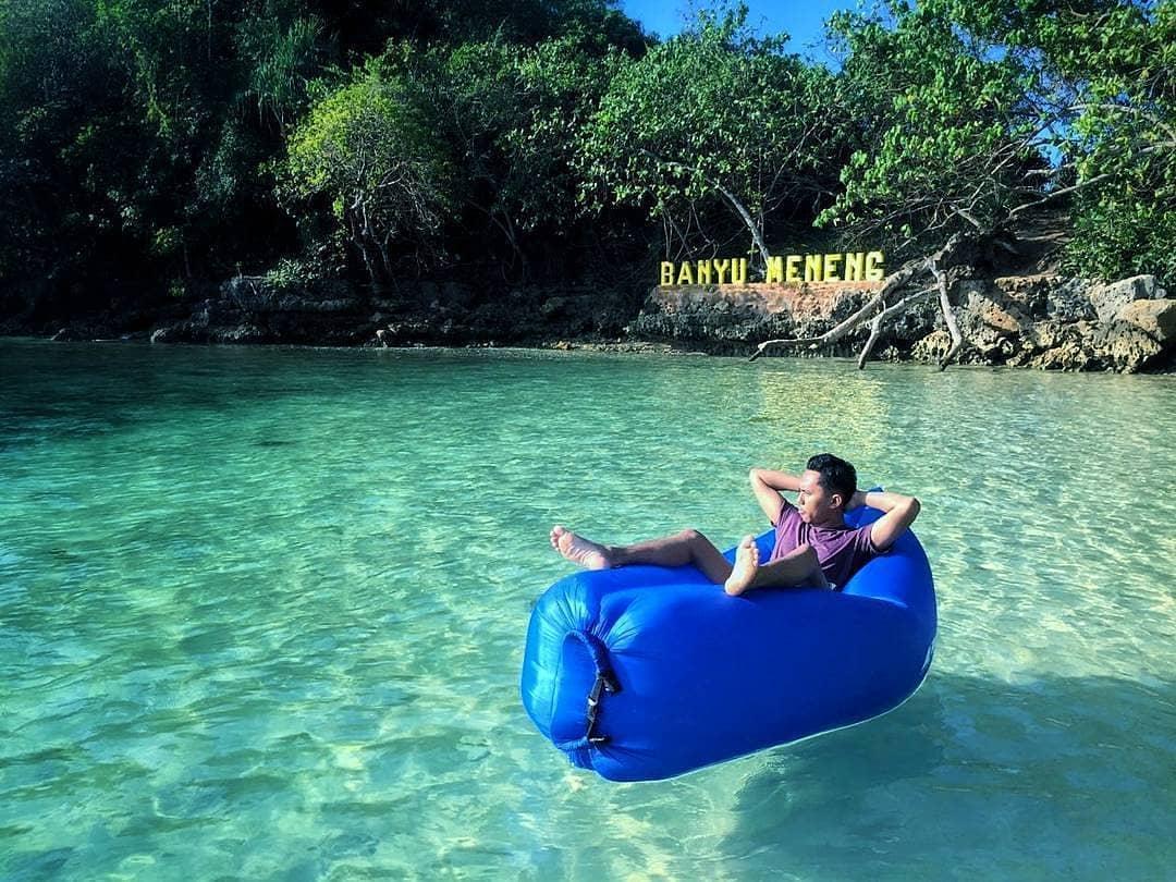 Banana Boat Pantai Banyu Meneng