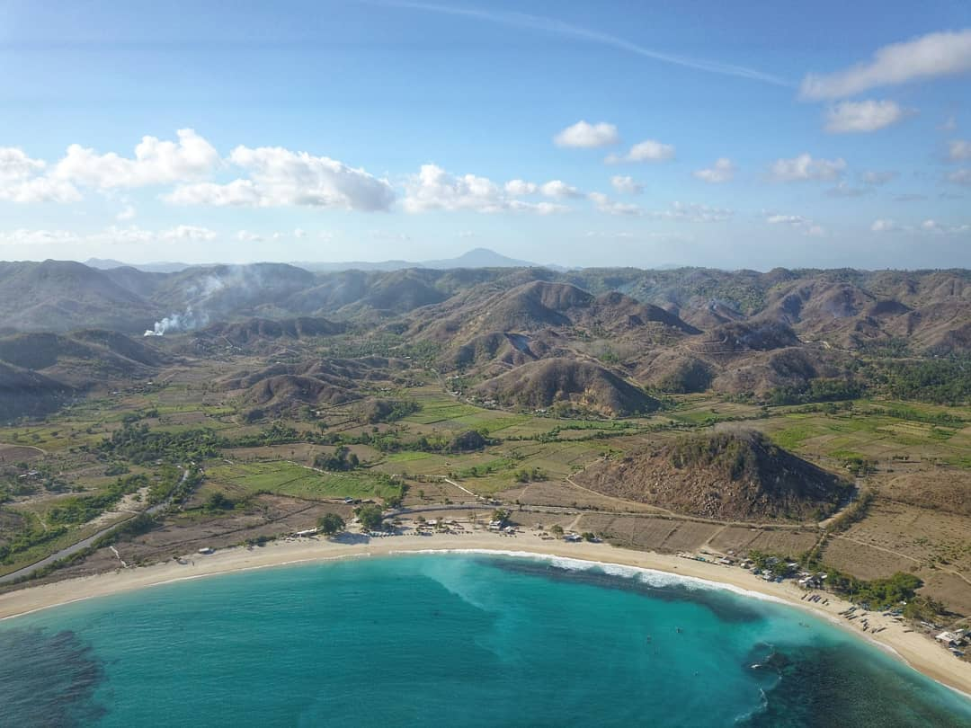View Pantai Mawun