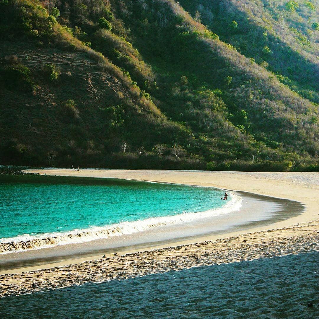 Nice View Pantai Mawun