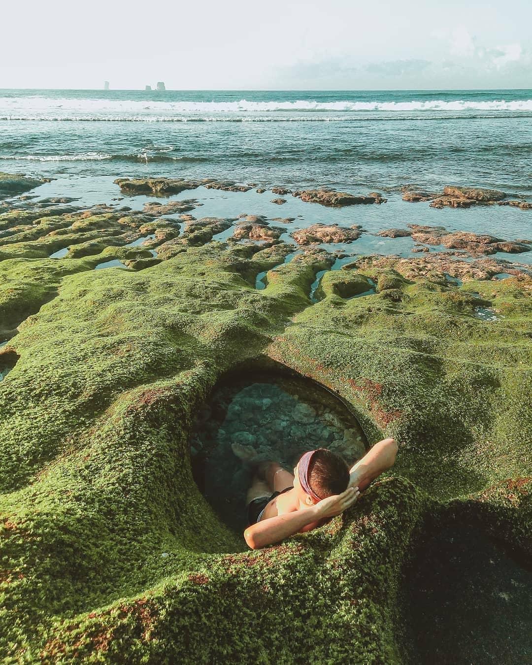 Laguna Pantai Parang Dowo