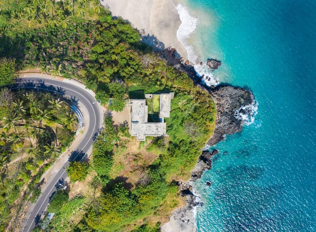 Overview Pantai Setangi
