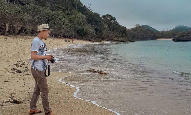 Pantai Teluk Asmoro, Semburat Raja Ampat di Kota Malang 5