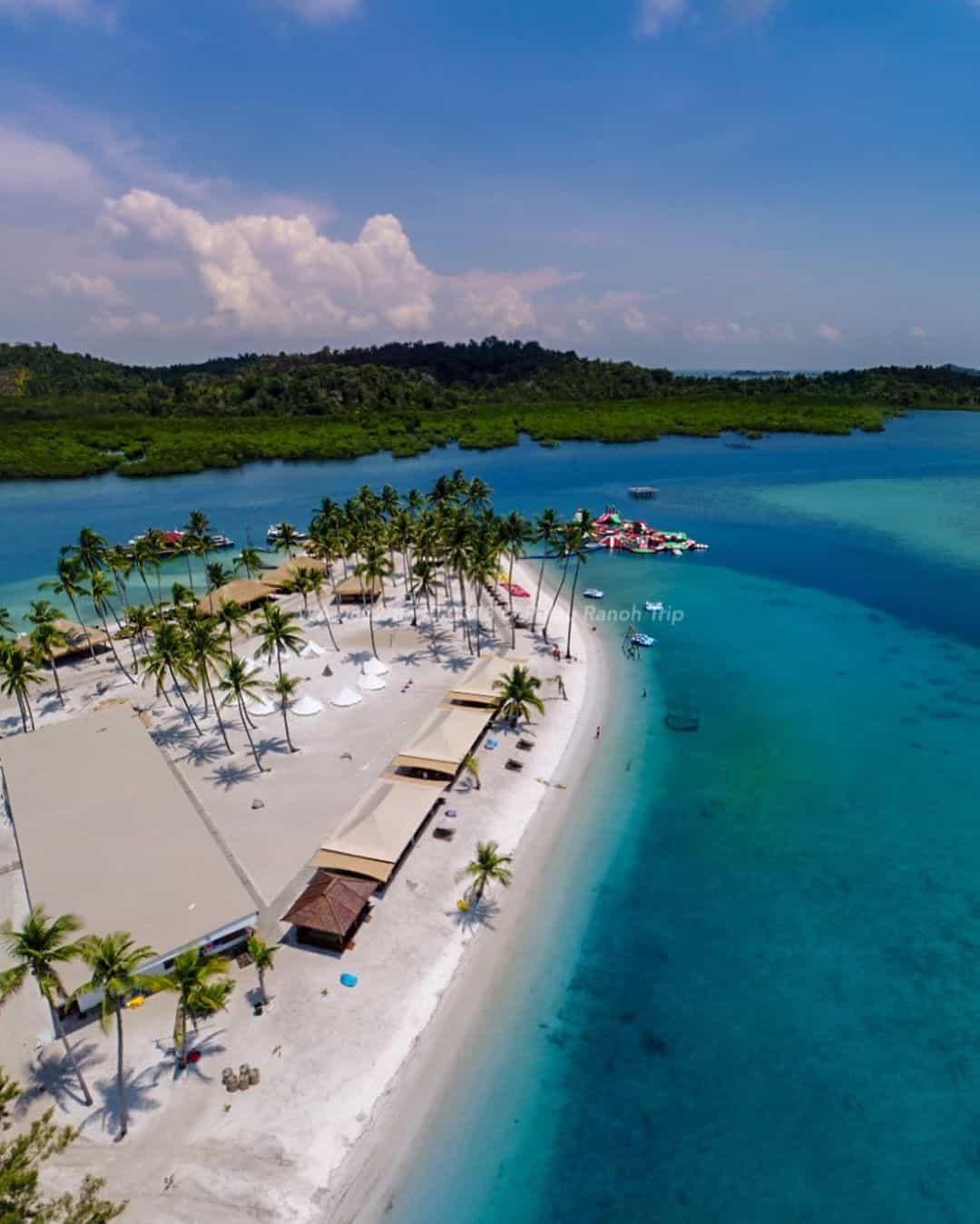Nice Viiew Pulau Ranoh