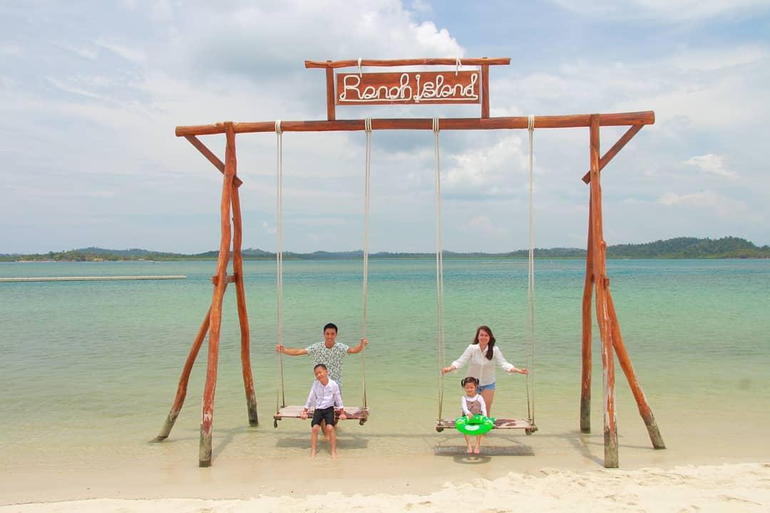 Spot Foto di Pulau Ranoh