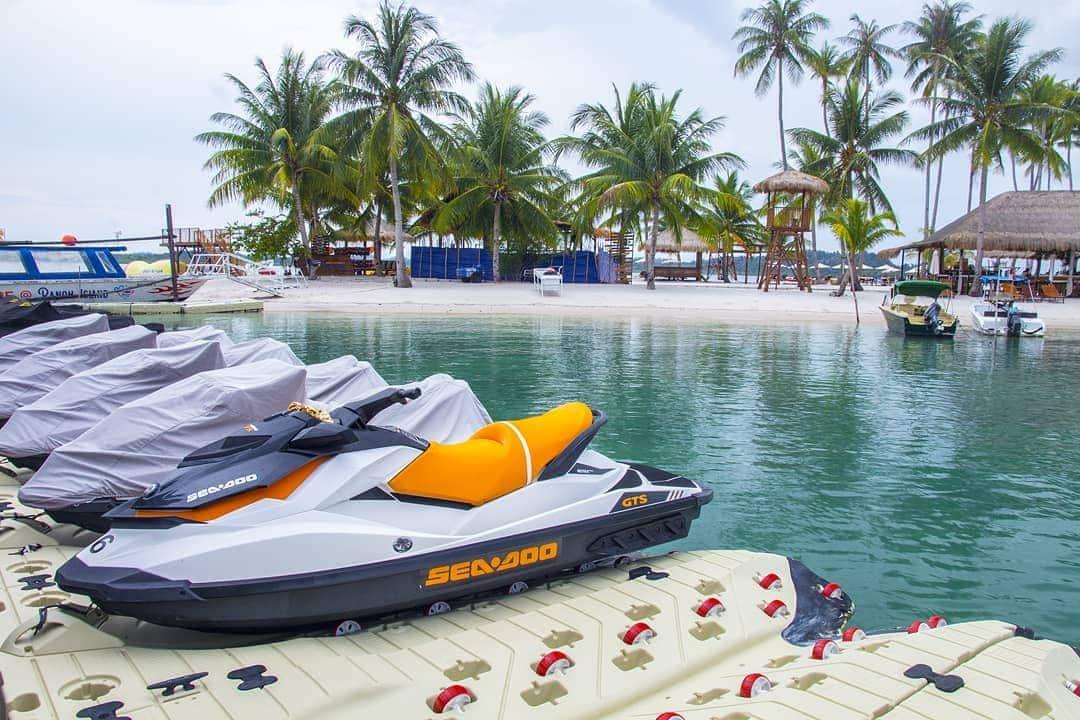 Speed Boat Pulau Ranoh